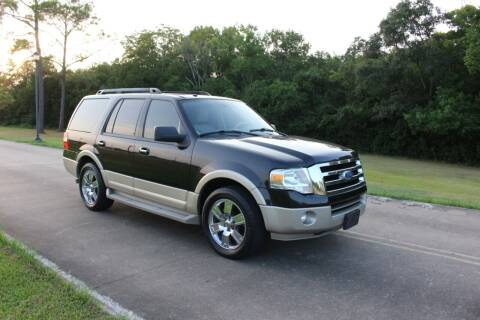 2010 Ford Expedition for sale at Clear Lake Auto World in League City TX