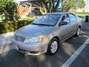 2003 Toyota Corolla for sale at Inspec Auto in San Jose CA