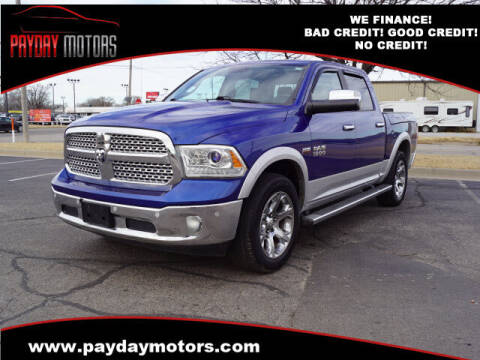 2016 RAM Ram Pickup 1500 for sale at Payday Motors in Wichita And Topeka KS