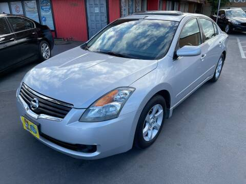 2009 Nissan Altima for sale at CARSTER in Huntington Beach CA