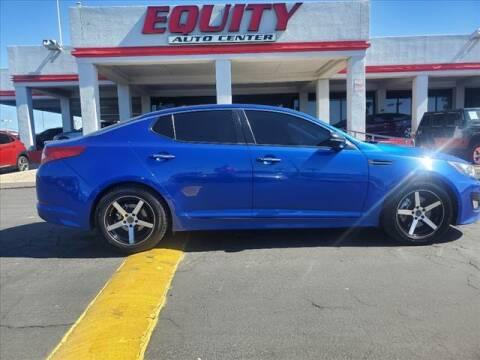 2011 Kia Optima for sale at EQUITY AUTO CENTER in Phoenix AZ