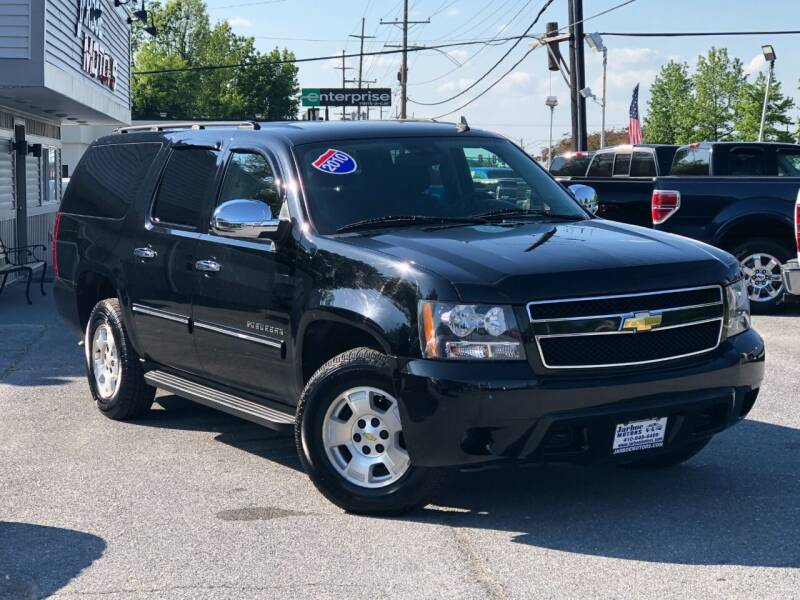 2010 Chevrolet Suburban for sale at Jarboe Motors in Westminster MD