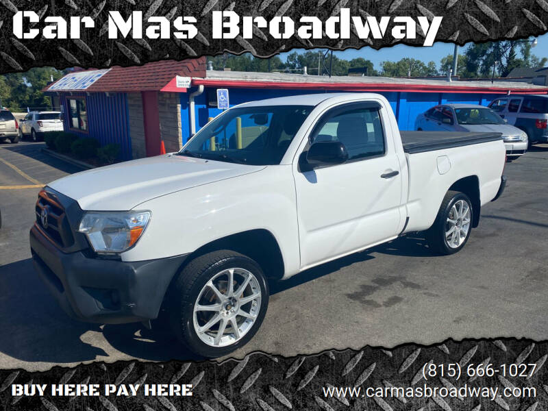 2013 Toyota Tacoma for sale at Car Mas Broadway in Crest Hill IL