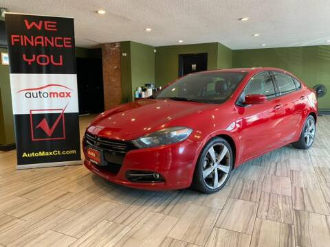 2014 Dodge Dart for sale at AutoMax in West Hartford CT