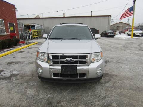2012 Ford Escape for sale at X Way Auto Sales Inc in Gary IN