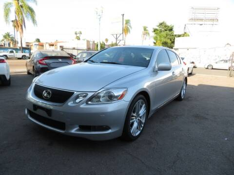 2007 Lexus GS 450h for sale at Luxury Auto Imports in San Diego CA