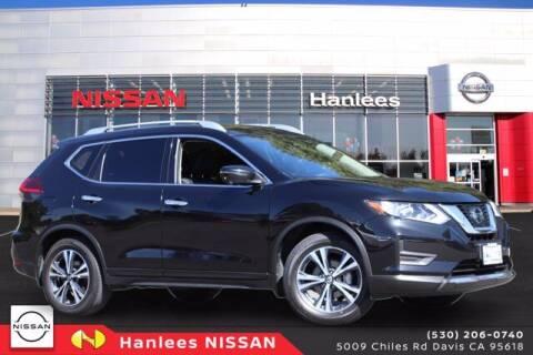 2019 Nissan Rogue for sale at Hanlees Davis Nissan Chevrolet in Davis CA