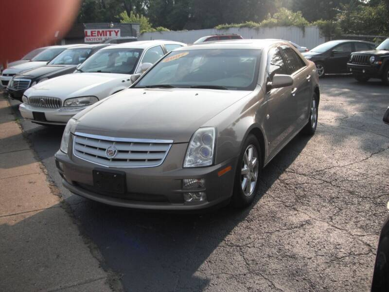 2007 Cadillac STS for sale at Collector Car Co in Zanesville OH