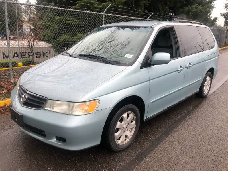 2002 Honda Odyssey for sale at Blue Line Auto Group in Portland OR