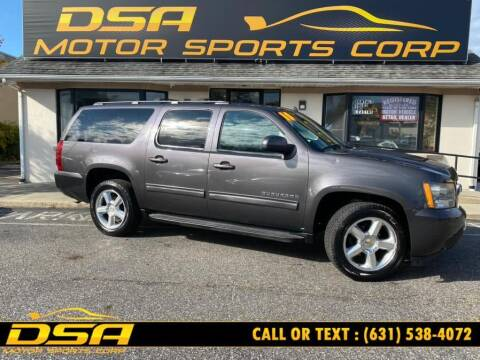 2010 Chevrolet Suburban for sale at DSA Motor Sports Corp in Commack NY
