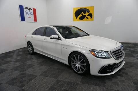 2018 Mercedes-Benz S-Class for sale at Carousel Auto Group in Iowa City IA