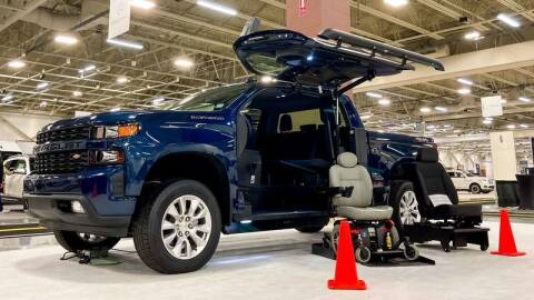 2021 Chevrolet Silverado 1500 for sale at A&J Mobility in Valders WI