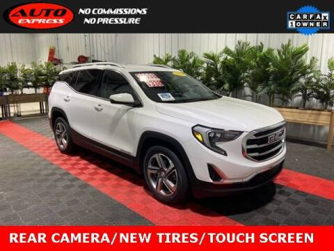 2020 GMC Terrain for sale at Auto Express in Lafayette IN