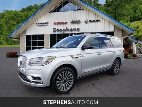 2019 Lincoln Navigator for sale at Stephens Auto Center of Beckley in Beckley WV