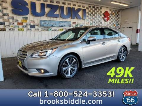 2015 Subaru Legacy for sale at BROOKS BIDDLE AUTOMOTIVE in Bothell WA