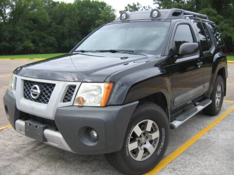 2012 Nissan Xterra for sale at JAYCEE IMPORTS in Houston TX