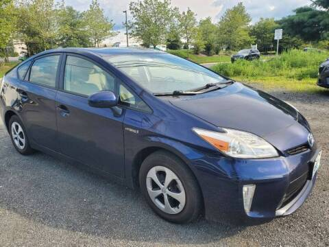 2015 Toyota Prius for sale at M & M Auto Brokers in Chantilly VA