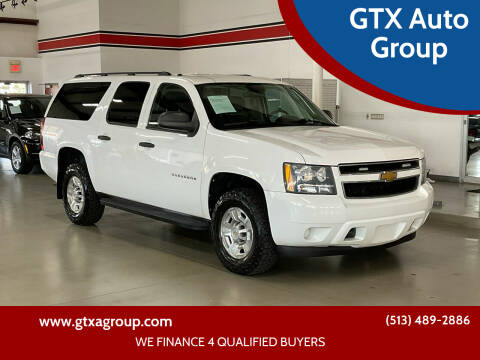 2012 Chevrolet Suburban for sale at UNCARRO in West Chester OH