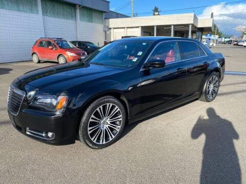 2013 Chrysler 300 for sale at Vista Auto Sales in Lakewood WA