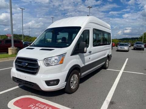 2020 Ford Transit Passenger for sale at The Car Guy powered by Landers CDJR in Little Rock AR