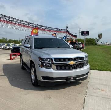 2016 Chevrolet Tahoe for sale at A & V MOTORS in Hidalgo TX