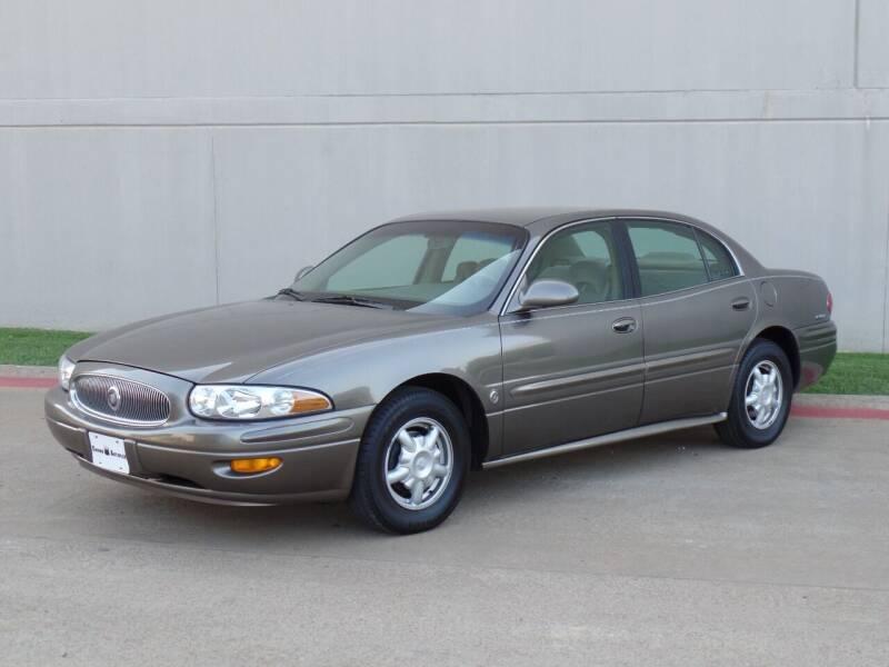 2001 Buick LeSabre for sale at CROWN AUTOPLEX in Arlington TX