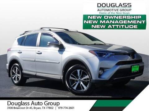 2018 Toyota RAV4 for sale at Douglass Automotive Group in Central Texas TX