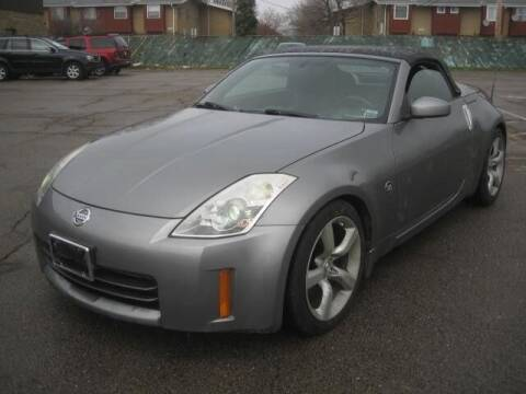 2006 Nissan 350Z for sale at ELITE AUTOMOTIVE in Euclid OH