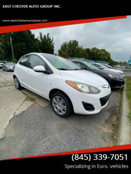 2011 Mazda MAZDA2 for sale at EAST CHESTER AUTO GROUP INC. in Kingston NY