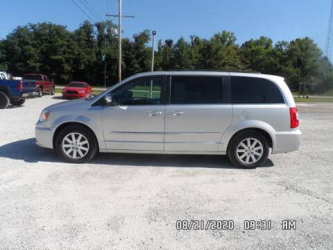 2011 Chrysler Town and Country for sale at Town and Country Motors in Warsaw MO