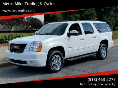 2013 GMC Yukon XL for sale at Metro Mike Trading & Cycles in Albany NY