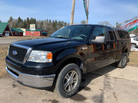 2008 Ford F-150 for sale at CARS R US in Caro MI