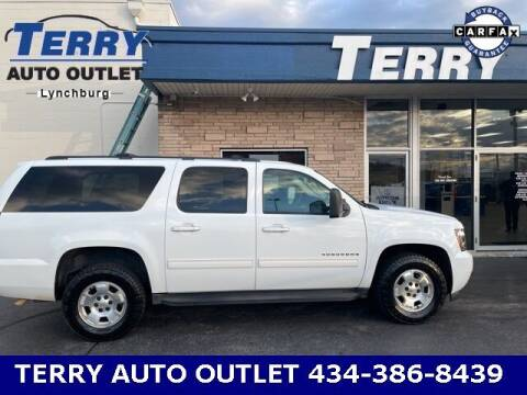 2011 Chevrolet Suburban for sale at Terry Auto Outlet in Lynchburg VA
