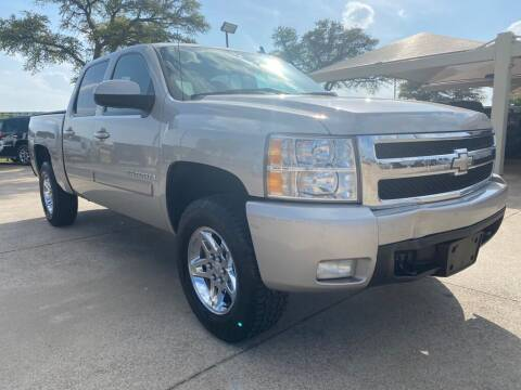 2007 Chevrolet Silverado 1500 for sale at Thornhill Motor Company in Hudson Oaks, TX