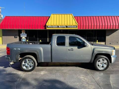 2011 Chevrolet Silverado 1500 for sale at Affordable Mobility Solutions, LLC - Standard Vehicles in Wichita KS