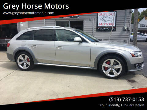 2015 Audi Allroad for sale at Grey Horse Motors in Hamilton OH