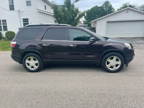 2012 GMC Acadia for sale at Via Roma Auto Sales in Columbus OH