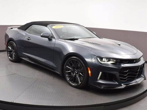 2019 Chevrolet Camaro for sale at Hickory Used Car Superstore in Hickory NC