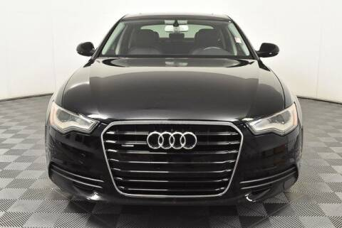 2015 Audi A6 for sale at Southern Auto Solutions - Georgia Car Finder - Southern Auto Solutions-Jim Ellis Hyundai in Marietta GA