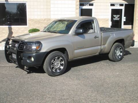 2008 Toyota Tacoma for sale at COPPER STATE MOTORSPORTS in Phoenix AZ