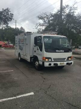 2004 Isuzu NPR for sale at Tropical Motors Cargo Vans and Car Sales Inc. in Pompano Beach FL
