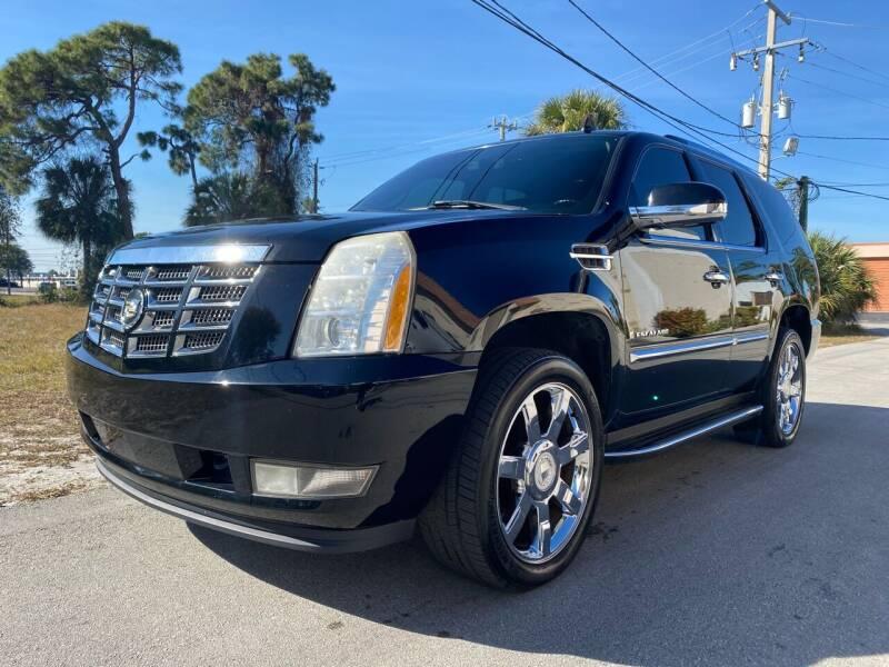 2007 Cadillac Escalade for sale at American Classics Autotrader LLC in Pompano Beach FL