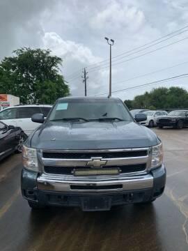 2008 Chevrolet Silverado 1500 for sale at Houston Auto Emporium in Houston TX