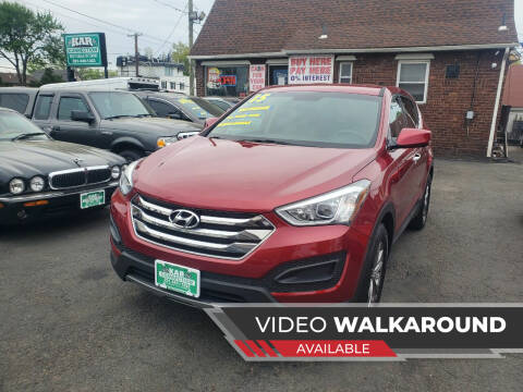 2015 Hyundai Santa Fe Sport for sale at Kar Connection in Little Ferry NJ
