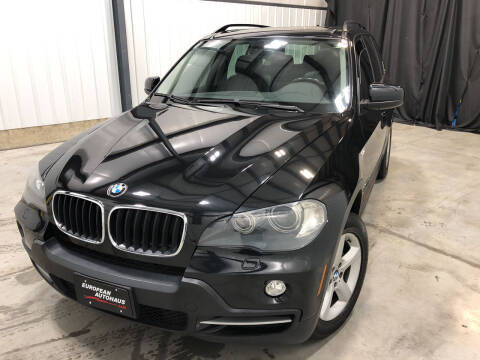 2009 BMW X5 for sale at EUROPEAN AUTOHAUS in Holland MI