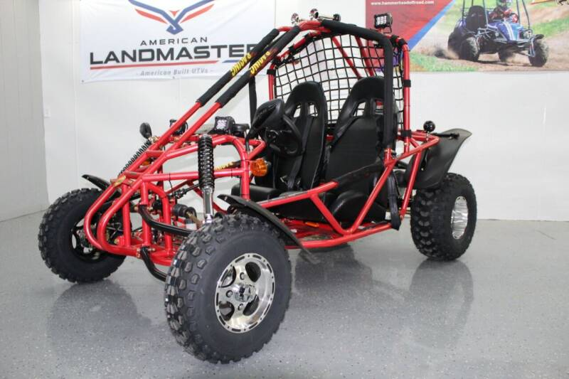2021 Massimo GKA200 Go Kart for sale at Lansing Auto Mart in Lansing KS