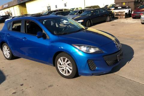 2012 Mazda MAZDA3 for sale at SL Import Motors in Newport News VA