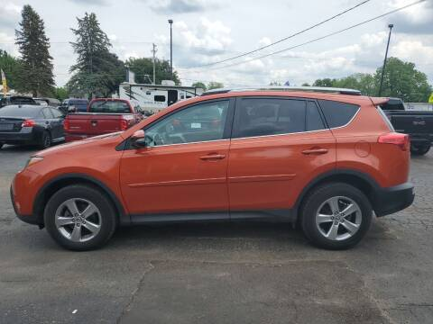 2015 Toyota RAV4 for sale at Drive Motor Sales in Ionia MI
