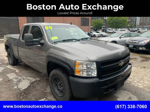 2008 Chevrolet Silverado 1500 for sale at Boston Auto Exchange in Boston MA