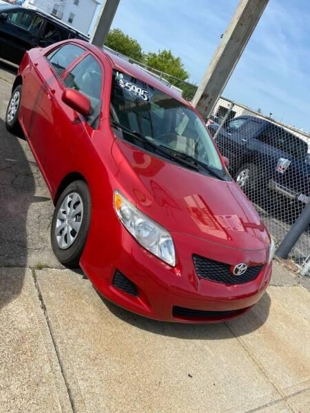 2010 Toyota Corolla for sale at Bob Luongo's Auto Sales in Fall River MA